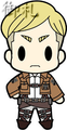 Attack on Titan Keychains vol. 1 - Erwin Smith
