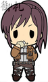 Attack on Titan Keychains vol. 1 - Sasha Braus