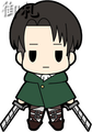 Attack on Titan Keychains vol. 2 - Levi