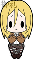 Attack on Titan Keychains vol. 2 - Krista Lenz