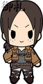 Attack on Titan Keychains vol. 2 - Ymir