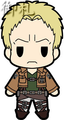 Attack on Titan Keychains vol. 2 - Reiner Braun