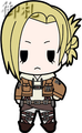 Attack on Titan Keychains vol. 2 - Annie Leonhart