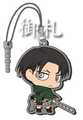 Attack on Titan Dust Plug Straps - Levi