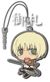 Attack on Titan Dust Plug Straps - Armin Arlert