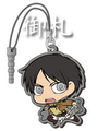 Attack on Titan Dust Plug Straps - Eren Jager