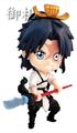 Magi Grand Ani-Chara Heroes Trading Figure - Ren Hakuryuu