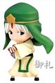 Magi Grand Ani-Chara Heroes Trading Figure - Jafar