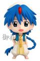 Magi Grand Ani-Chara Heroes Trading Figure - Aladdin