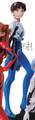 Rebuild of Evangelion Portraits Trading Figures Vol.7 - Ikari Shinji
