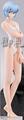 Neon Genesis Evangelion Portraits Trading Figures vol. 8 - Ayanami Rei swimsuit ver.