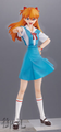 Neon Genesis Evangelion Portraits Trading Figures vol. 9 - Asuka Langley Sohryu uniform ver.