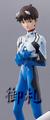 Neon Genesis Evangelion Portraits Trading Figures vol. 9 - Ikari Shinji