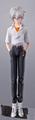 Neon Genesis Evangelion Portraits Trading Figures vol. 9 - Nagisa Kaworu