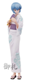 Neon Genesis Evangelion Portraits Trading Figures vol. 10 - Ayanami Rei yukata ver.