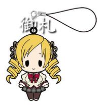Puella Magi Madoka Magica Rubber Strap vol 1 - Tomoe Mami