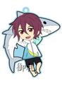 Free! Pikuriru Rubber Straps vol.2 - Matsuoka Rin