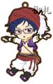 Free! Pikuriru Rubber Straps vol.2 - Ryuugazaki Rei desert ver.
