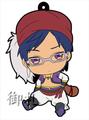 Free! Petanko Rubber Straps vol. 2 - Ryuugazaki Rei desert ver.
