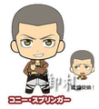 Attack on Titan Picktam! Rubber Straps - Connie Springer