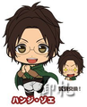 Attack on Titan Picktam! Rubber Straps - Hanji Zoe