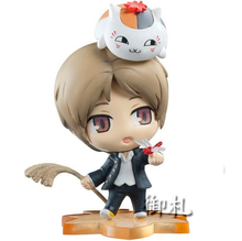 Natsume Yuujinchou Petit Charaland Trading Figure - Autumn version