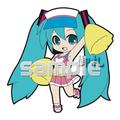 Vocaloid Project DIVA Track 03 Trading Strap - Hatsune Miku Cheerleader ver.