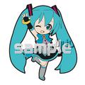 Vocaloid Project DIVA Track 03 Trading Strap - Hatsune Miku Star ver.