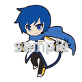 Vocaloid Project DIVA Track 03 Trading Strap - Kaito