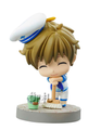 Free! Iwatobi Swim Club Marine Style Petit Charaland Figures - Tachibana Makoto eyes closed ver.