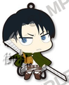 Attack on Titan Trading Rubber Straps - Levi