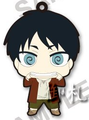 Attack on Titan Trading Rubber Straps - Eren Jaeger child ver.