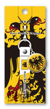 Flags of the World Rubber Strap - Holy Roman Empire