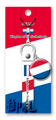 Flags of the World Rubber Strap - Netherlands