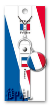 Flags of the World Rubber Strap - France
