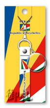 Flags of the World Rubber Straps - Seychelles