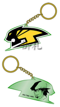 Tiger & Bunny Keychain - Tiger Emblem