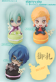 Starry Sky Petit Chara Land Summer/Autumn Collection - Kagurazaka Shiki B