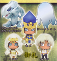 Yu-Gi-Oh! Duel Monsters One Coin Grande Figure Collection Vol. 1 - Isis