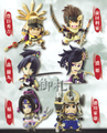 Sengoku Musou 3: Warriors Mini Figure Collection Vol. 3 - Tokugawa Ieyasu