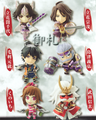 Sengoku Musou 3: Warriors Mini Figure Collection Vol. 3 - Kunoichi