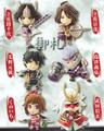 Sengoku Musou 3: Warriors Mini Figure Collection Vol. 3 - Tachibana Ginchiyo