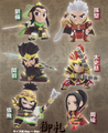 Shin Sangoku Musou 5: Warriors Mini Figure Collection Vol. 1 - Liu Bei