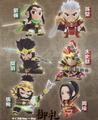 Shin Sangoku Musou 5: Warriors Mini Figure Collection Vol. 1 - Sun Ce