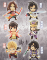 Shin Sangoku Musou 5: Warriors Mini Figure Collection Vol. 2 - Xiahou Dun