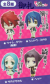 Star Driver Deformeister Petit Trading Figure Collection - Sakana-chan