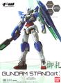 Gundam STANDArt Figure Collection Vol. 10 - GNT-000: 00 QAN[T]
