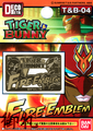 Tiger & Bunny DecoMeta Sticker Collection - Fire Emblem