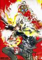 Katekyo Hitman Reborn! 2012 Calendar Manga Version