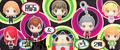 Persona 3 & 4 Game Character Collection Mini Trading Figure Collection Vol. 2 - Mitsuru Kirijo